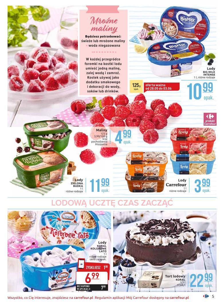 Gazetka promocyjna Carrefour do 30/05/2019 str.4