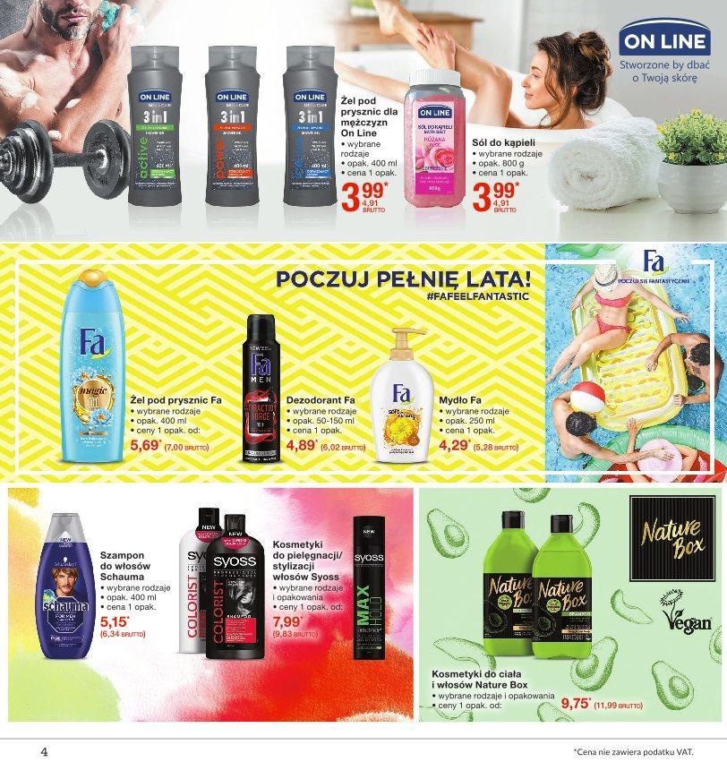 Gazetka promocyjna MAKRO do 17/06/2019 str.3