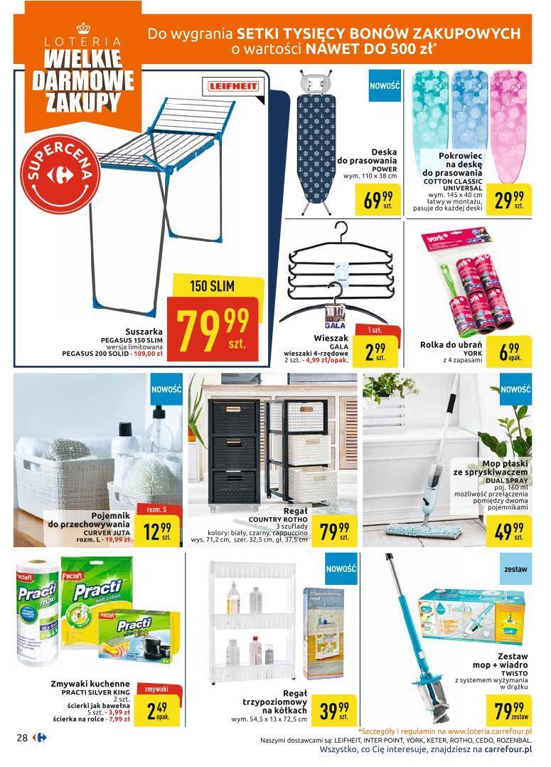 Gazetka promocyjna Carrefour do 19/10/2019 str.28
