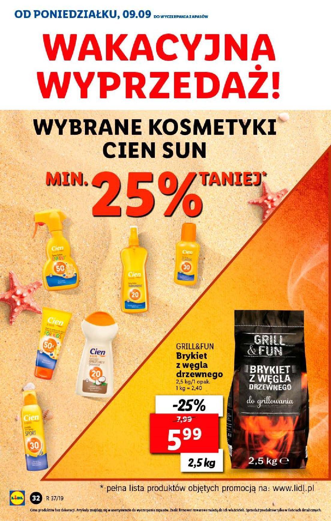 Gazetka promocyjna Lidl do 11/09/2019 str.31