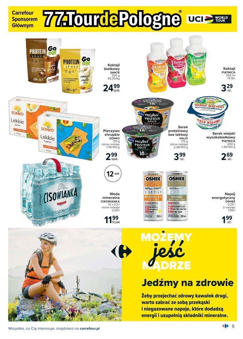 Gazetka promocyjna Carrefour do 10/08/2020 str.5