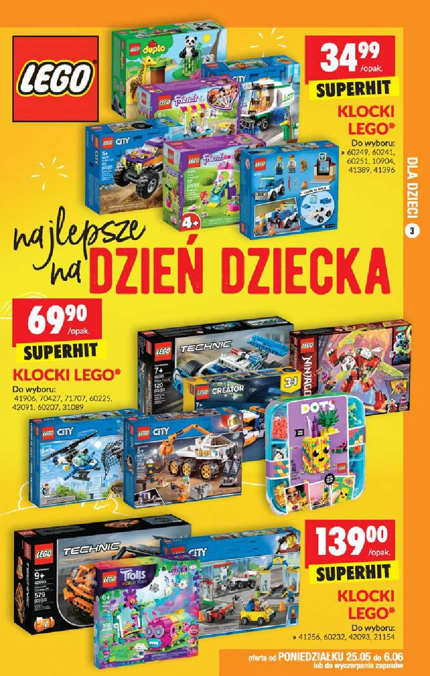 Gazetka promocyjna Biedronka do 06/06/2020 str.3