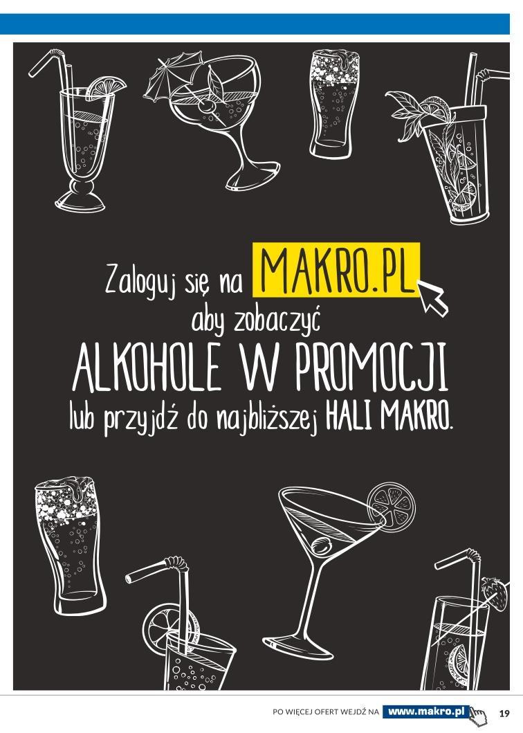 Gazetka promocyjna MAKRO do 25/05/2020 str.19