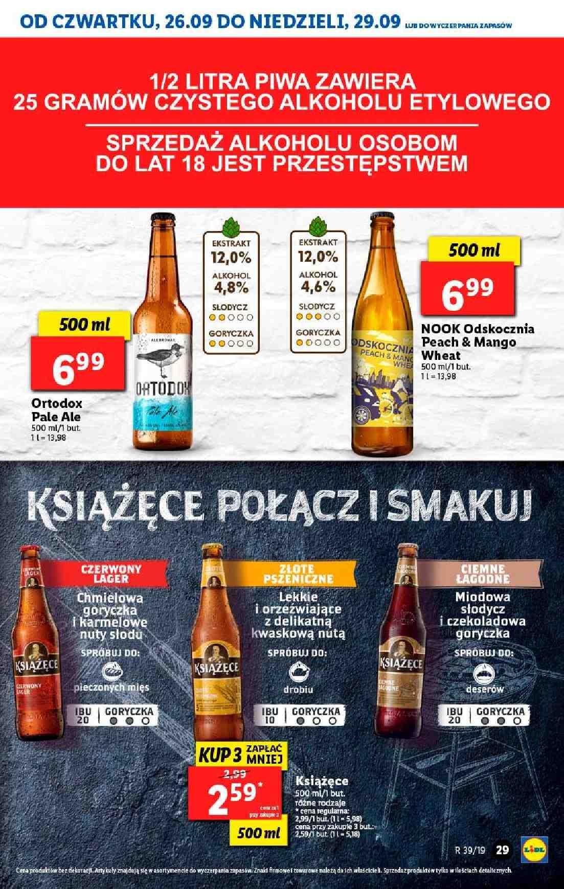 Gazetka promocyjna Lidl do 29/09/2019 str.28