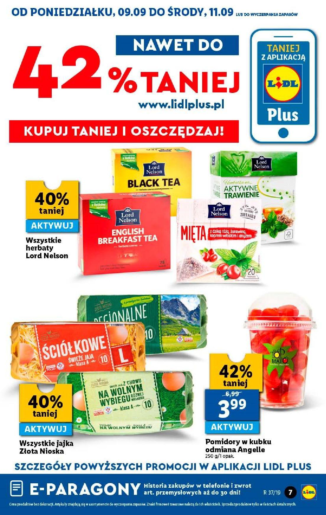 Gazetka promocyjna Lidl do 11/09/2019 str.6