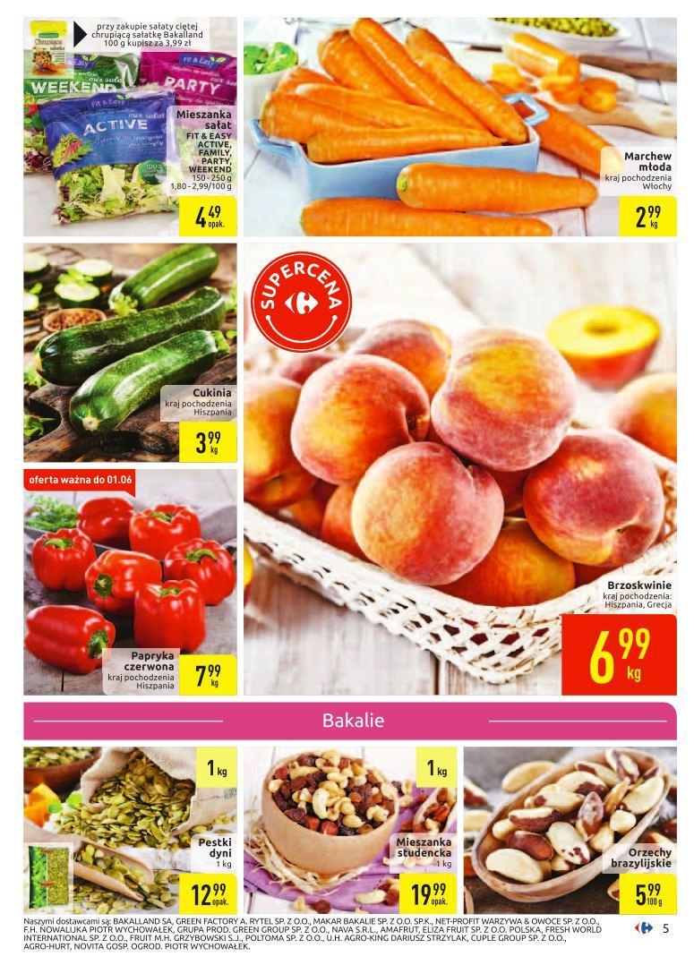 Gazetka promocyjna Carrefour do 08/06/2019 str.4