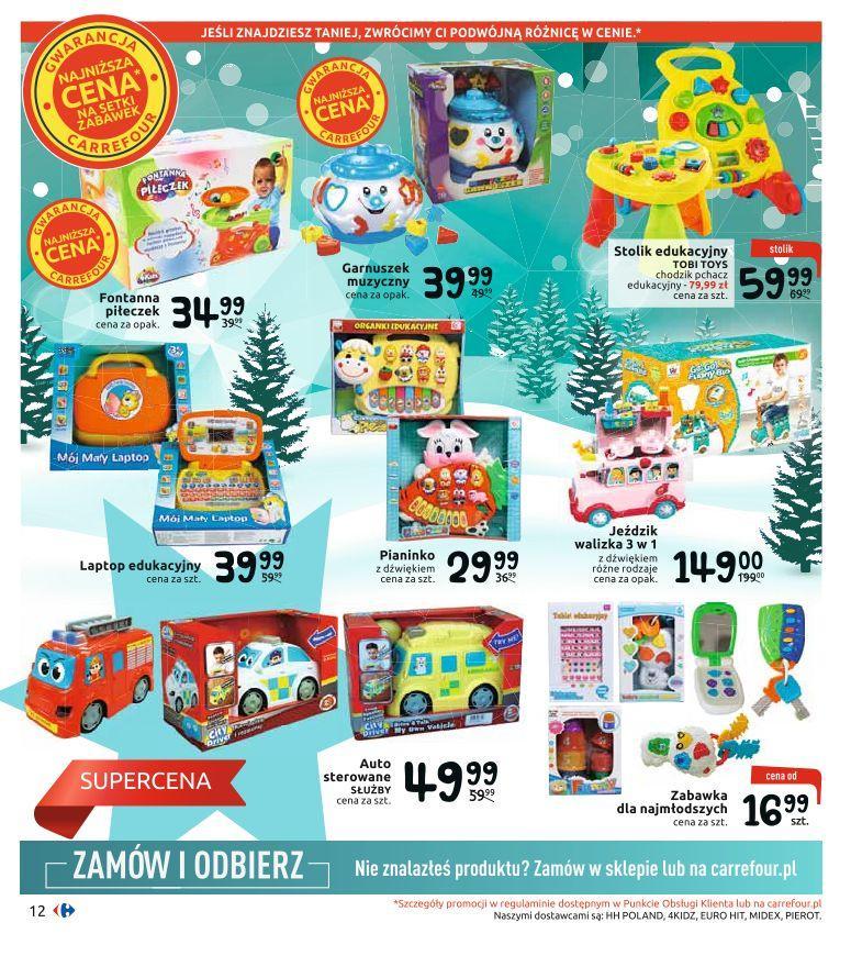 Gazetka promocyjna Carrefour do 24/12/2019 str.12