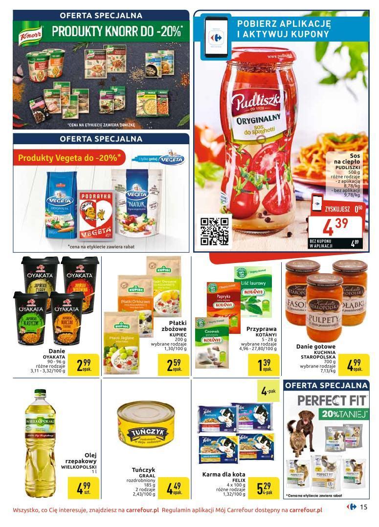 Gazetka promocyjna Carrefour do 06/07/2019 str.14