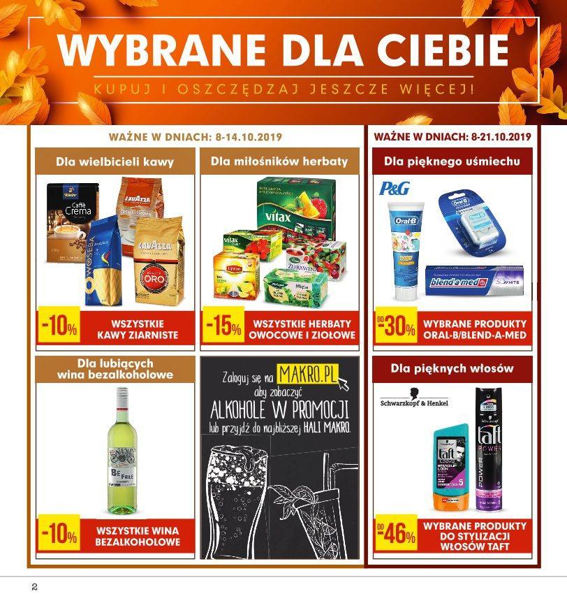 Gazetka promocyjna MAKRO do 21/10/2019 str.2