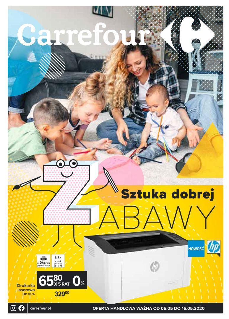 Gazetka promocyjna Carrefour do 16/05/2020 str.0