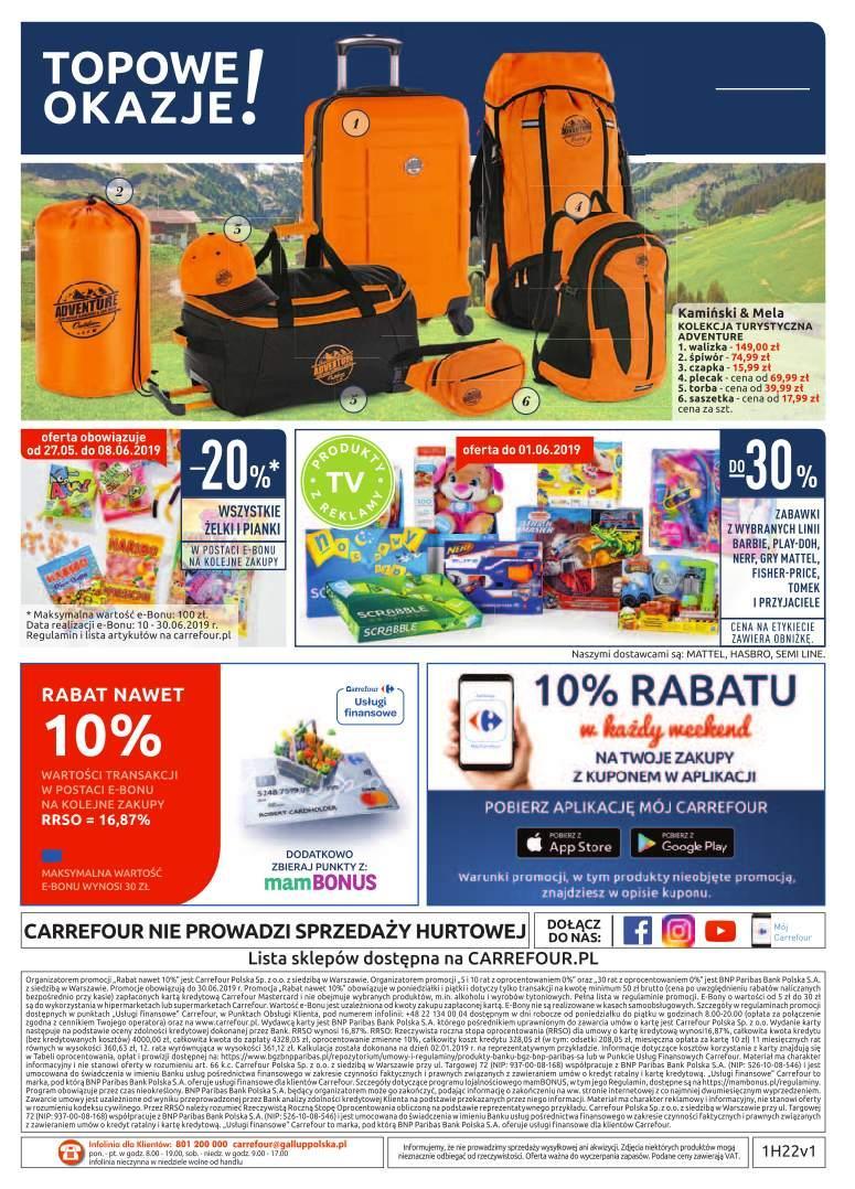 Gazetka promocyjna Carrefour do 08/06/2019 str.35
