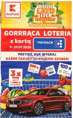 Gorąca loteria z kartą