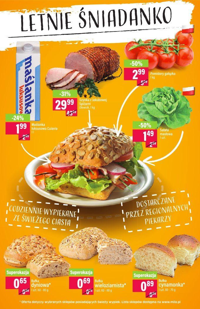 Gazetka promocyjna Mila do 05/06/2019 str.12