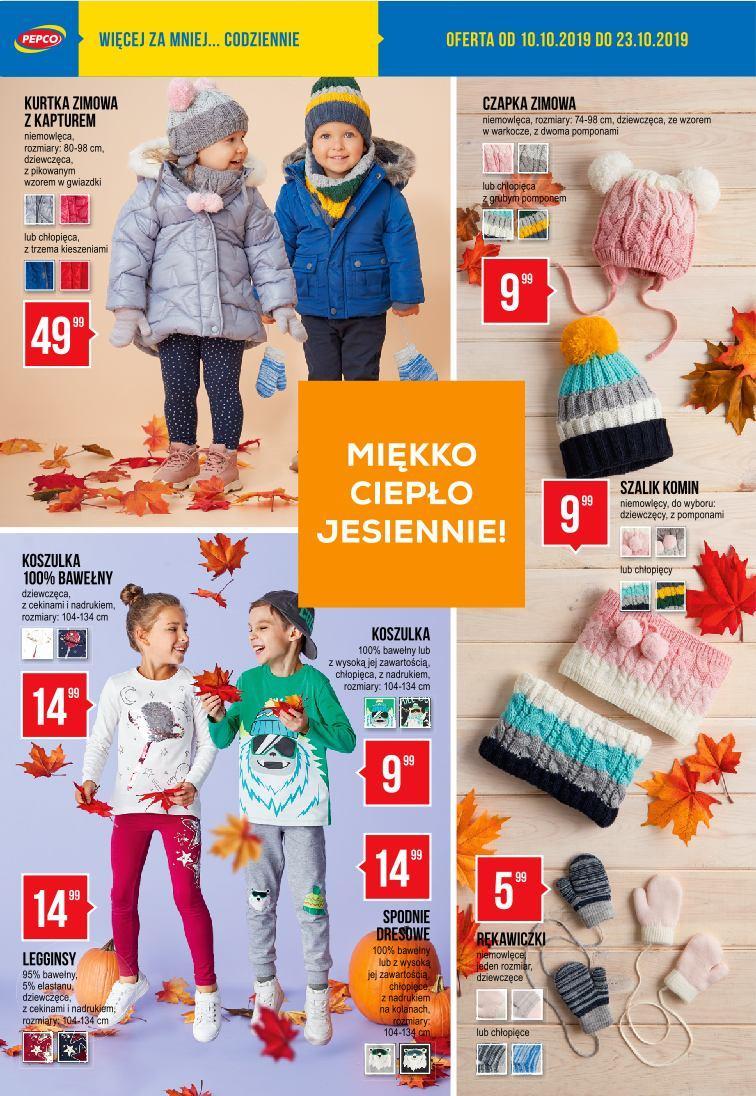 Gazetka promocyjna Pepco do 23/10/2019 str.6