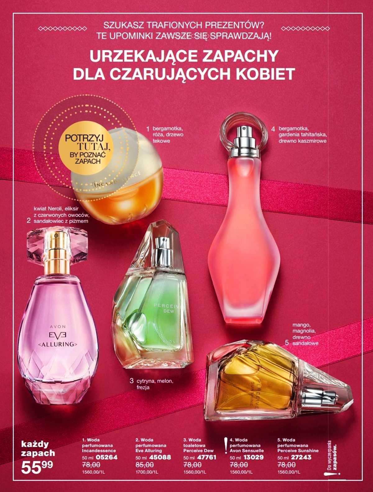 Gazetka promocyjna Avon do 26/12/2019 str.38