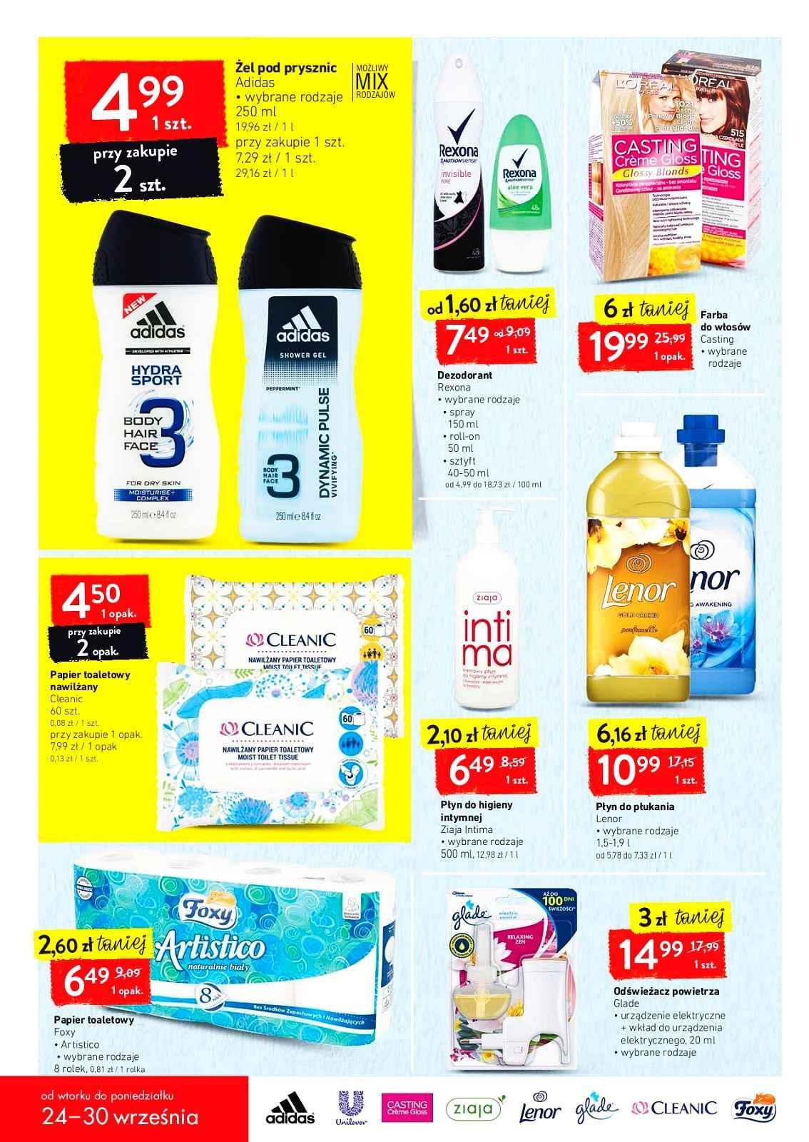 Gazetka promocyjna Intermarche do 30/09/2019 str.23