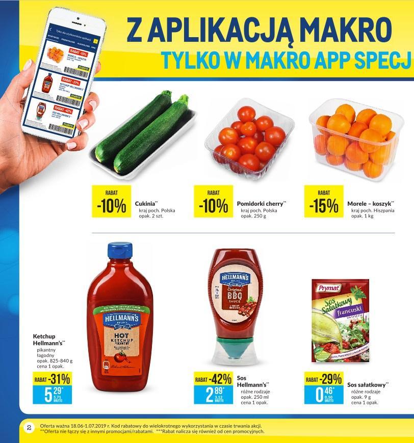 Gazetka promocyjna MAKRO do 01/07/2019 str.1
