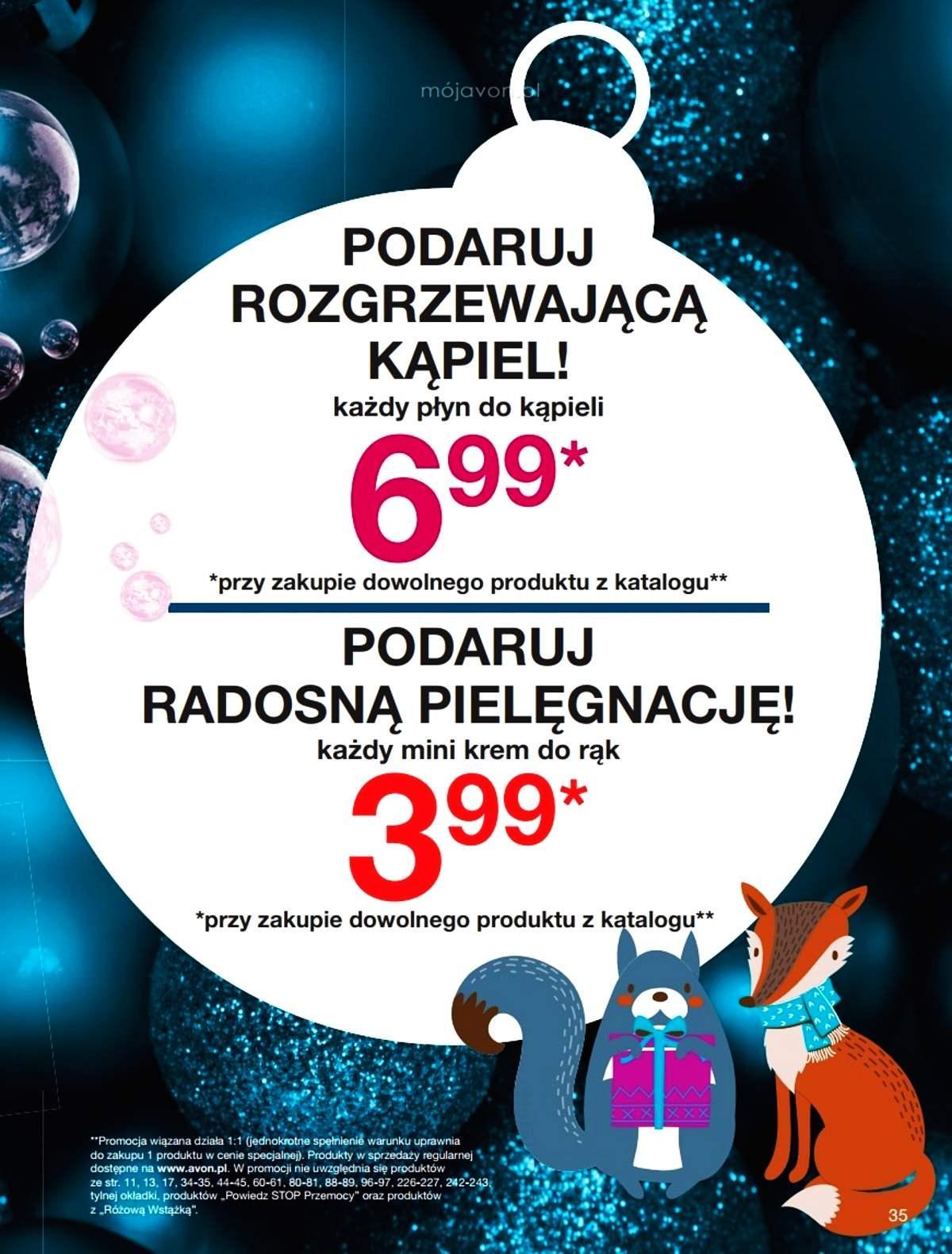 Gazetka promocyjna Avon do 26/12/2019 str.35