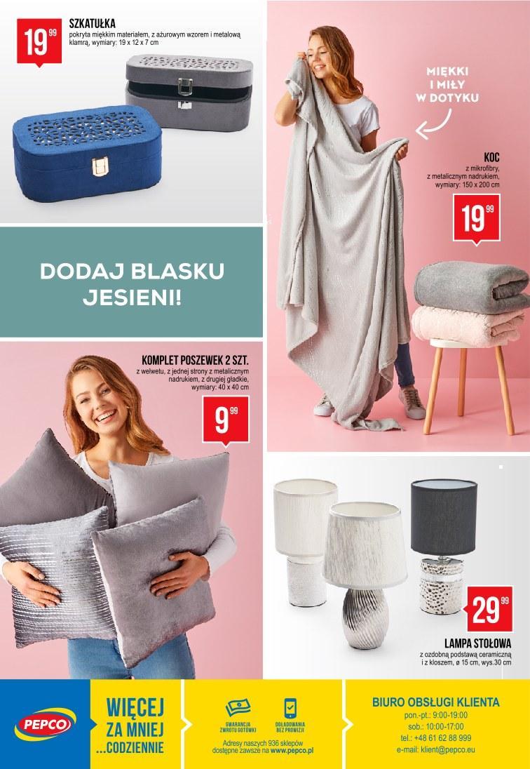 Gazetka promocyjna Pepco do 06/11/2019 str.10