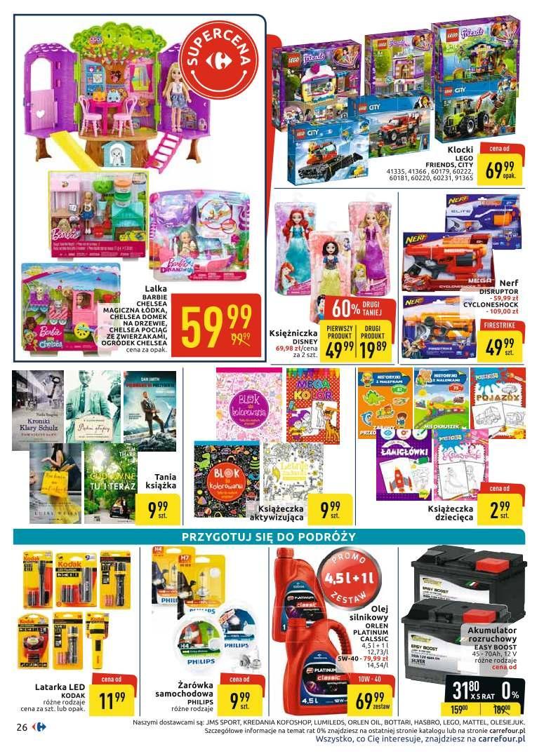 Gazetka promocyjna Carrefour do 06/07/2019 str.26