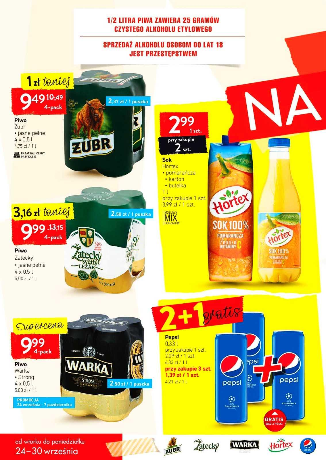 Gazetka promocyjna Intermarche do 30/09/2019 str.5