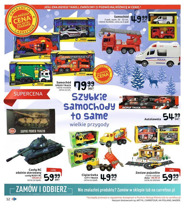 Gazetka promocyjna Carrefour do 24/12/2019 str.52