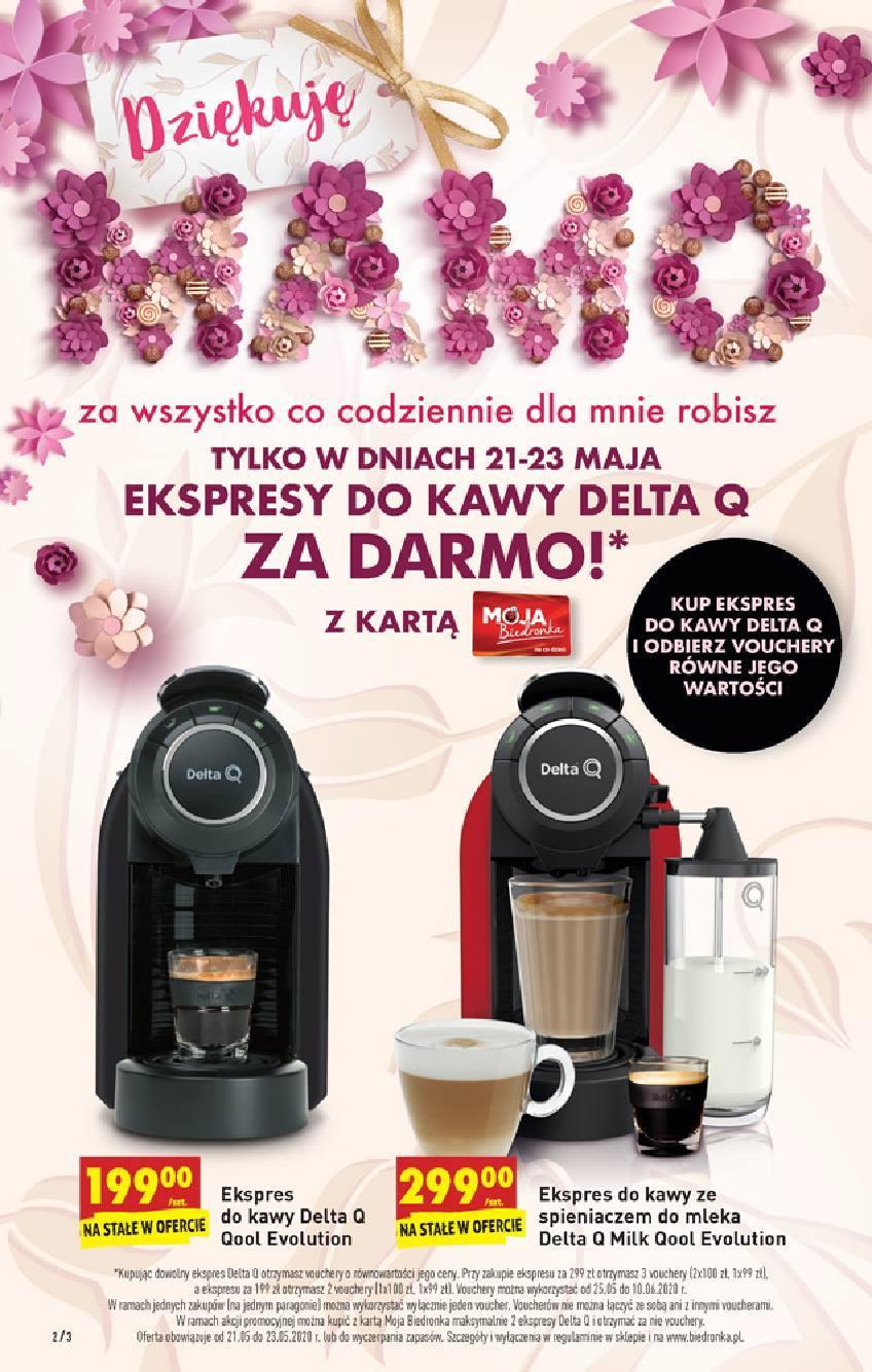 Gazetka promocyjna Biedronka do 27/05/2020 str.1