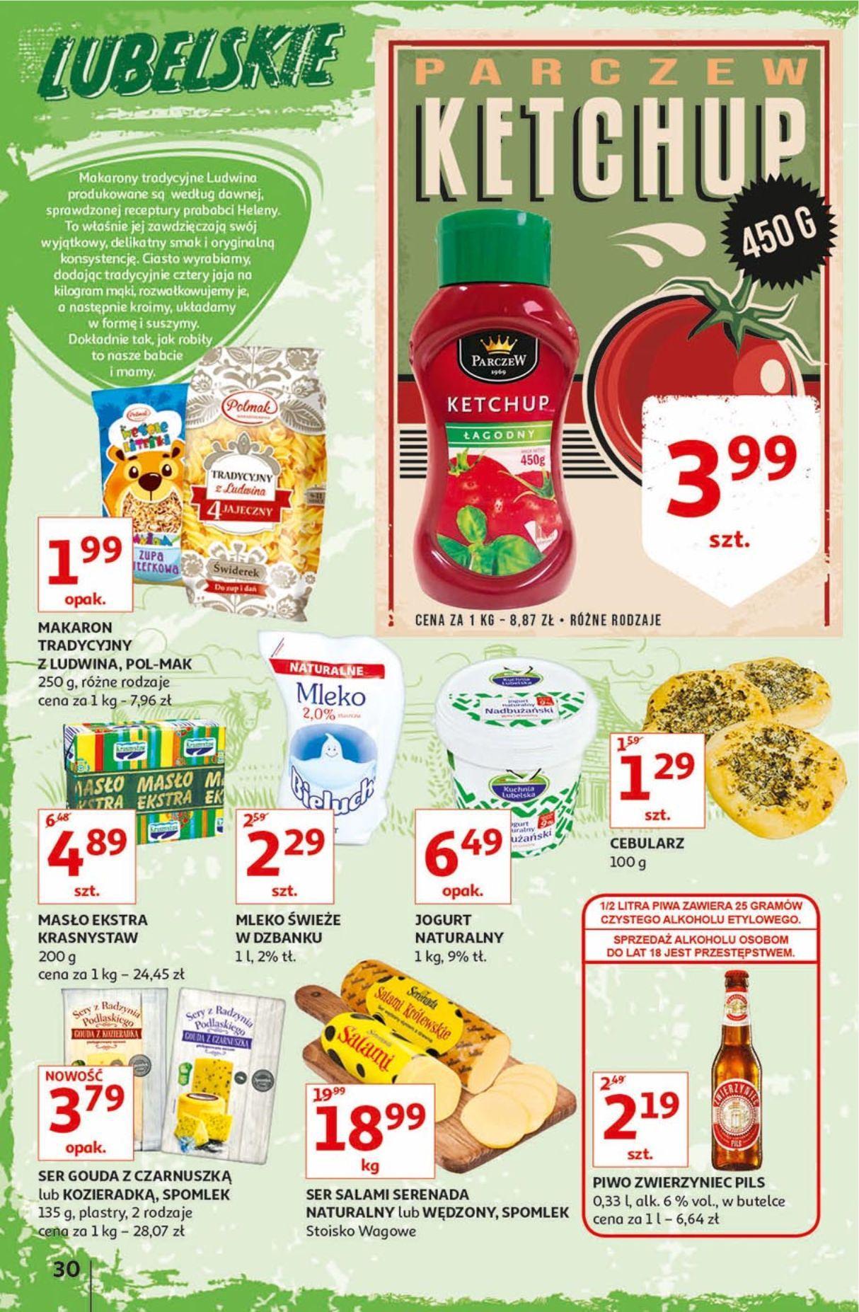 Gazetka promocyjna Auchan do 18/09/2019 str.30