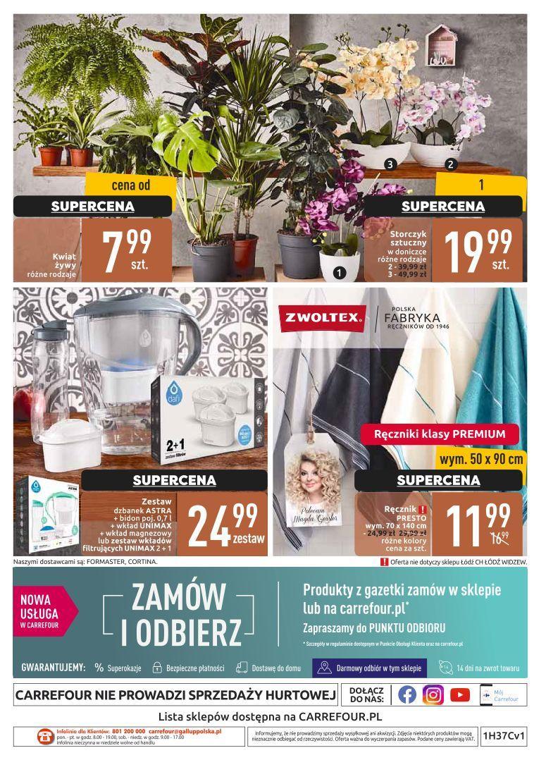 Gazetka promocyjna Carrefour do 21/09/2019 str.12