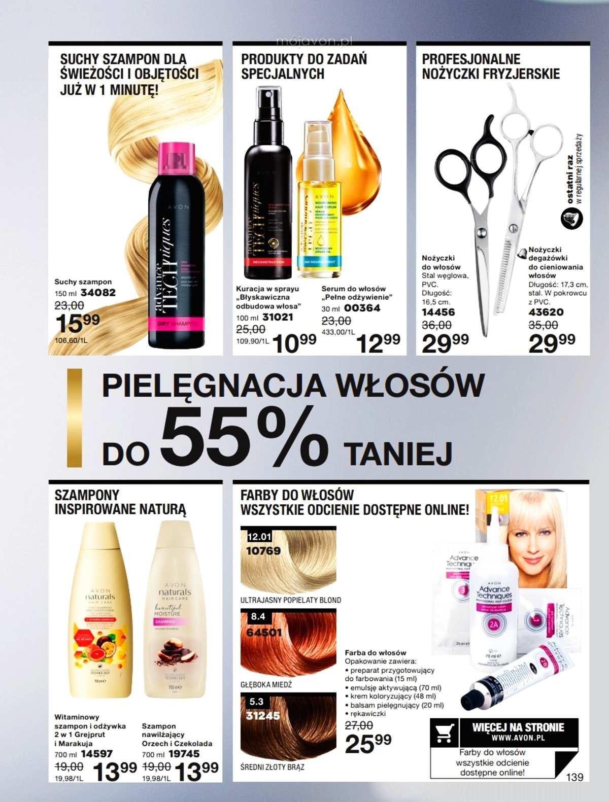 Gazetka promocyjna Avon do 27/11/2019 str.116