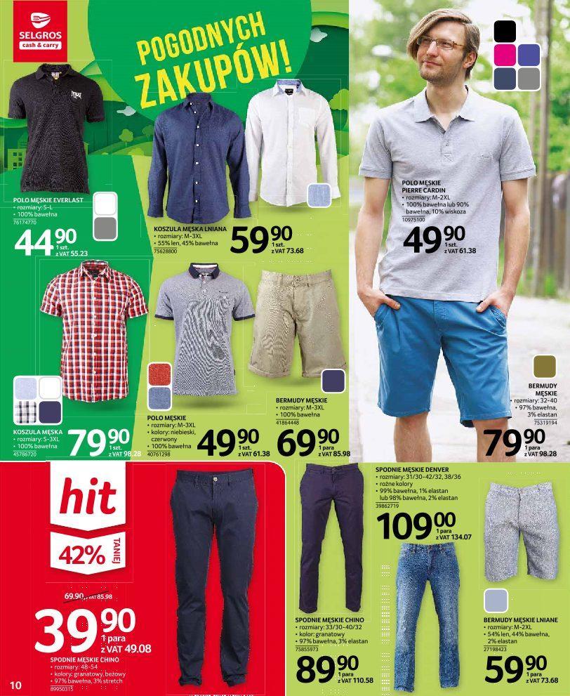 Gazetka promocyjna Selgros do 03/07/2019 str.9