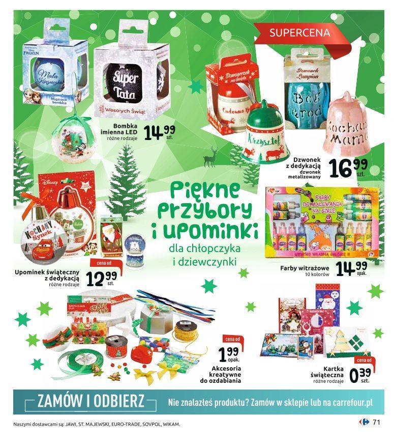 Gazetka promocyjna Carrefour do 24/12/2019 str.71