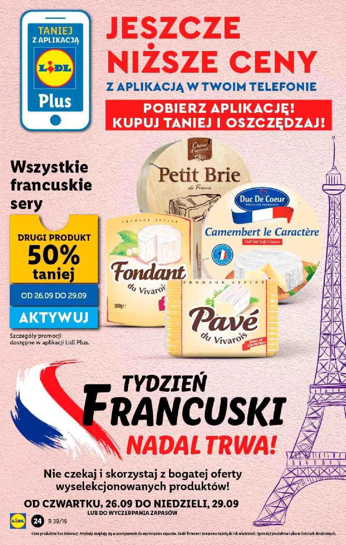 Gazetka promocyjna Lidl do 29/09/2019 str.23