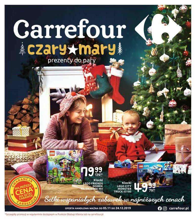 Gazetka promocyjna Carrefour do 24/12/2019 str.1
