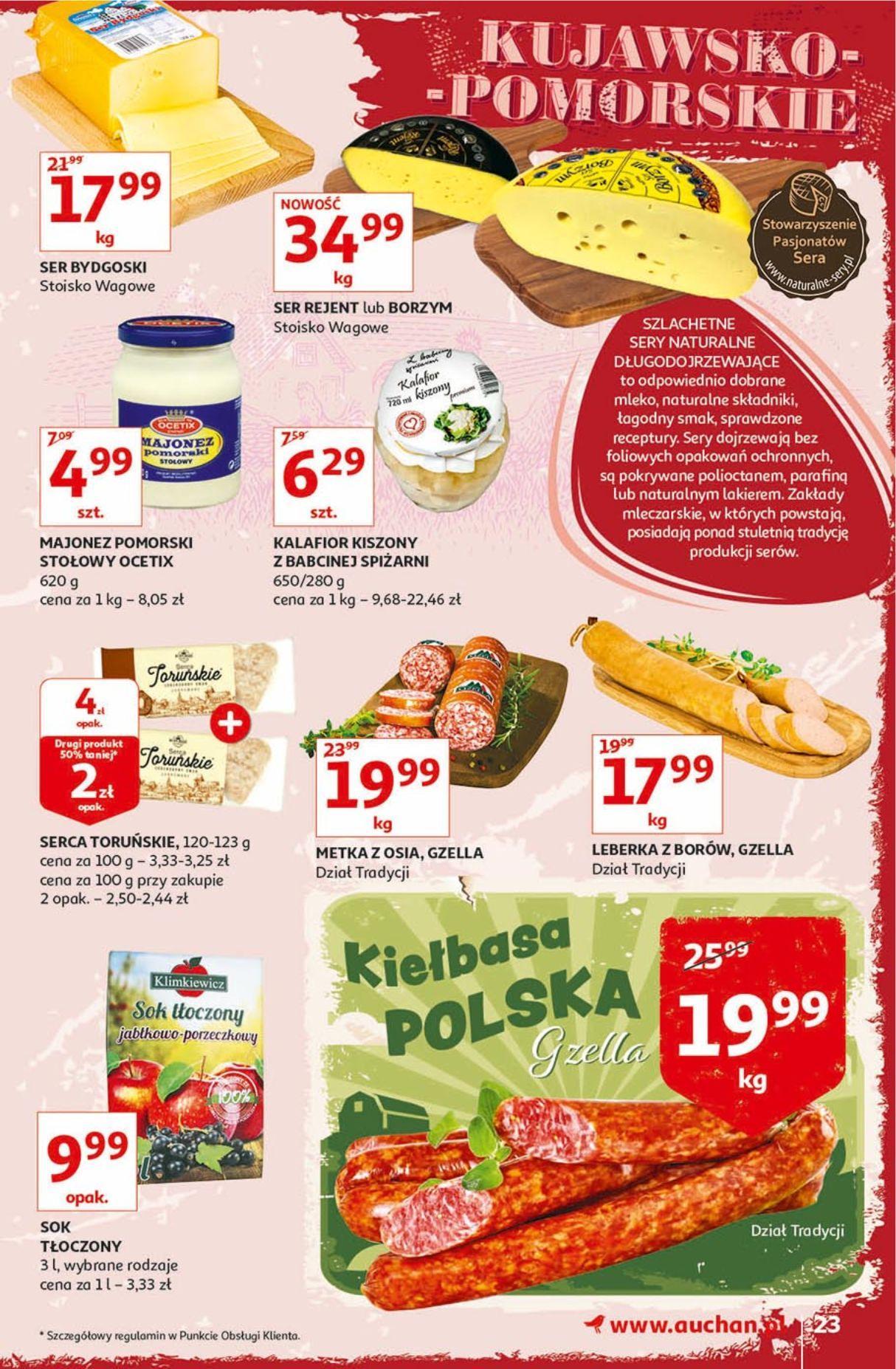 Gazetka promocyjna Auchan do 18/09/2019 str.23