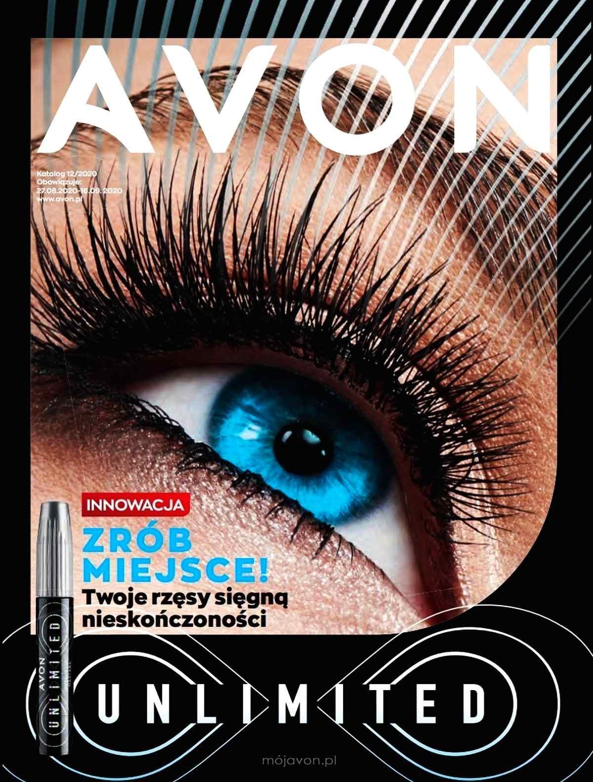 Gazetka promocyjna Avon do 16/09/2020 str.1
