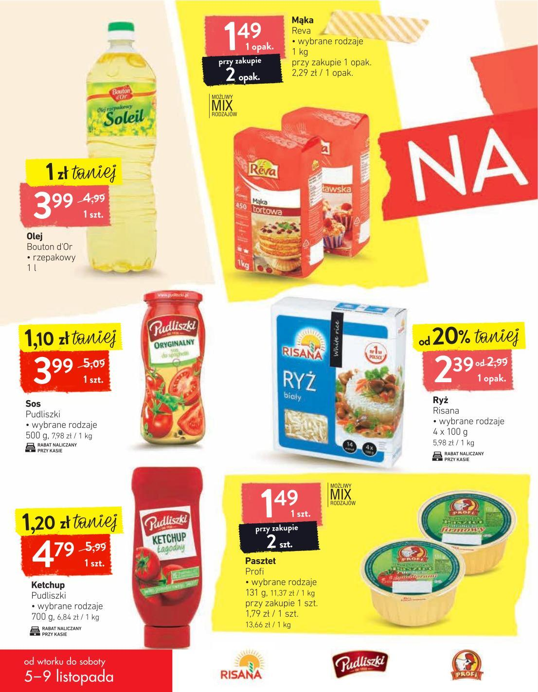 Gazetka promocyjna Intermarche do 09/11/2019 str.5