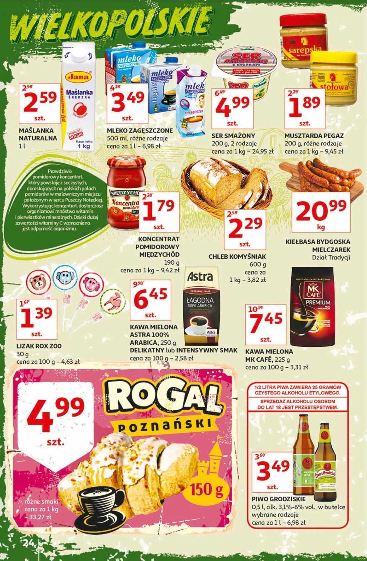 Gazetka promocyjna Auchan do 18/09/2019 str.24
