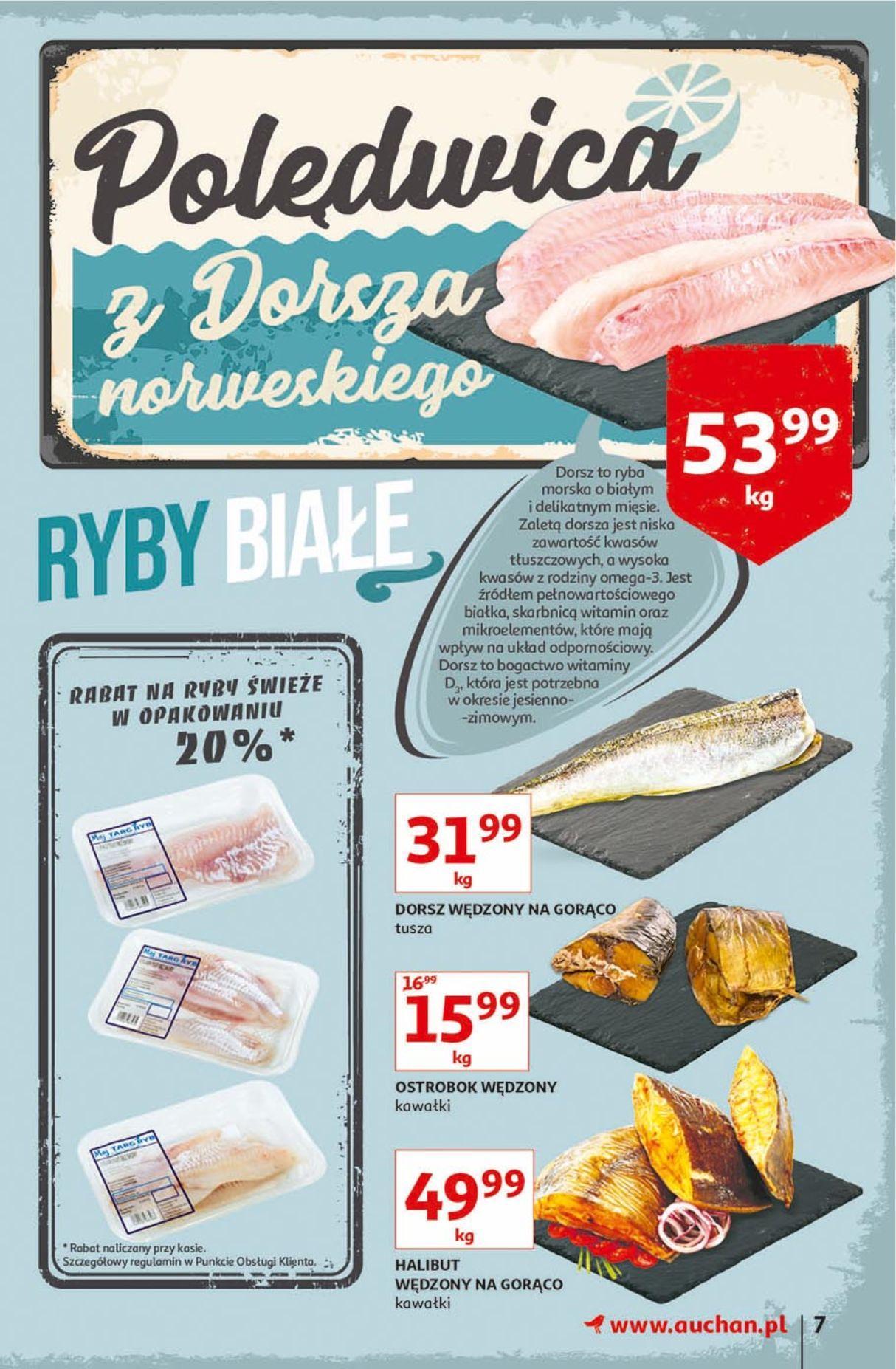 Gazetka promocyjna Auchan do 18/09/2019 str.7