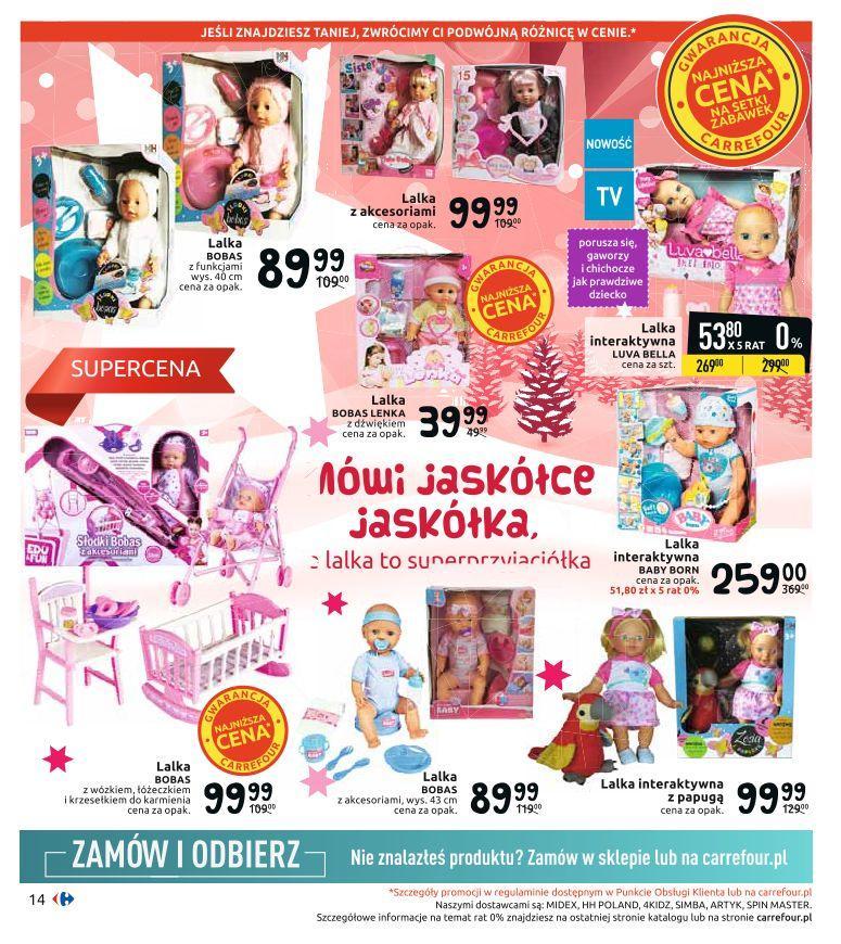 Gazetka promocyjna Carrefour do 24/12/2019 str.14