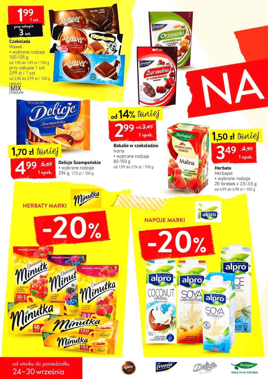 Gazetka promocyjna Intermarche do 30/09/2019 str.3