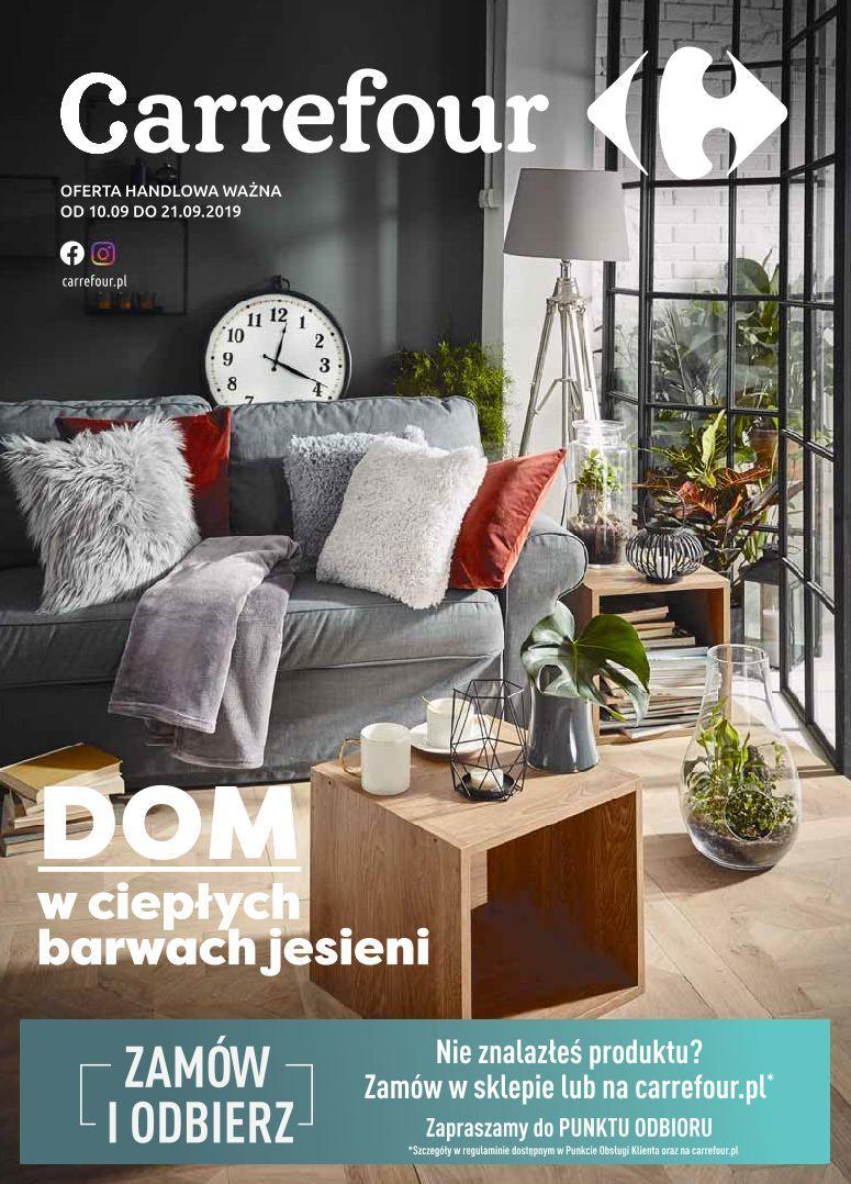 Gazetka promocyjna Carrefour do 21/09/2019 str.1