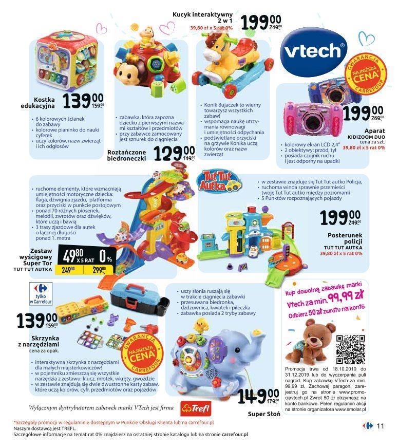 Gazetka promocyjna Carrefour do 24/12/2019 str.11