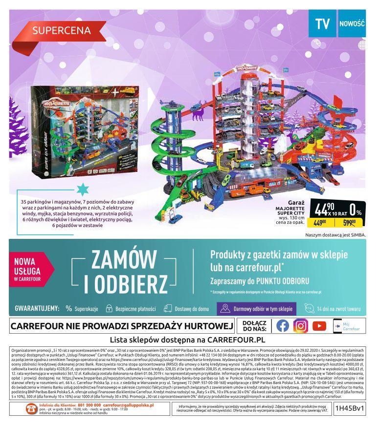 Gazetka promocyjna Carrefour do 24/12/2019 str.80