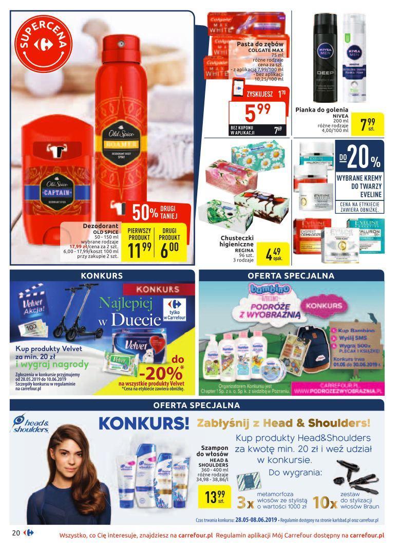 Gazetka promocyjna Carrefour do 08/06/2019 str.19