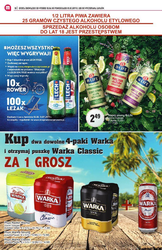 Gazetka promocyjna Mila do 01/07/2019 str.17