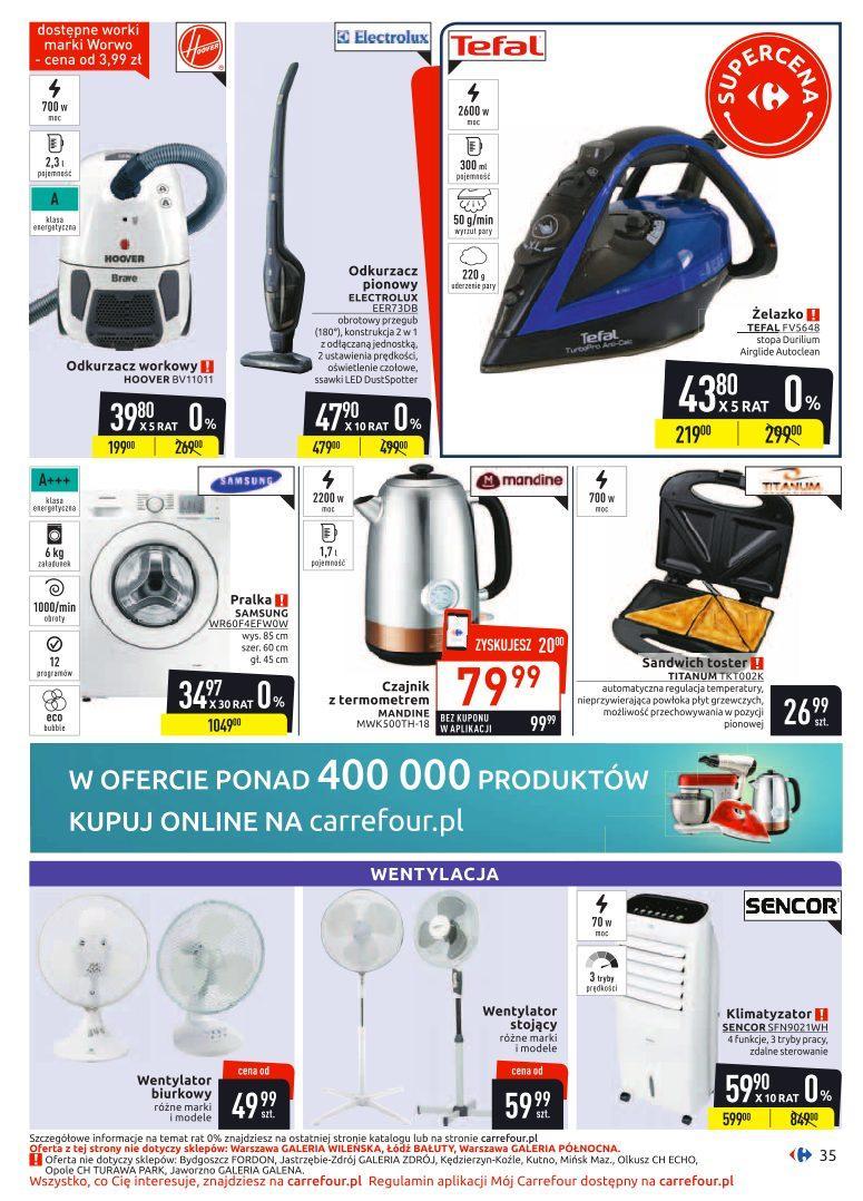 Gazetka promocyjna Carrefour do 08/06/2019 str.34