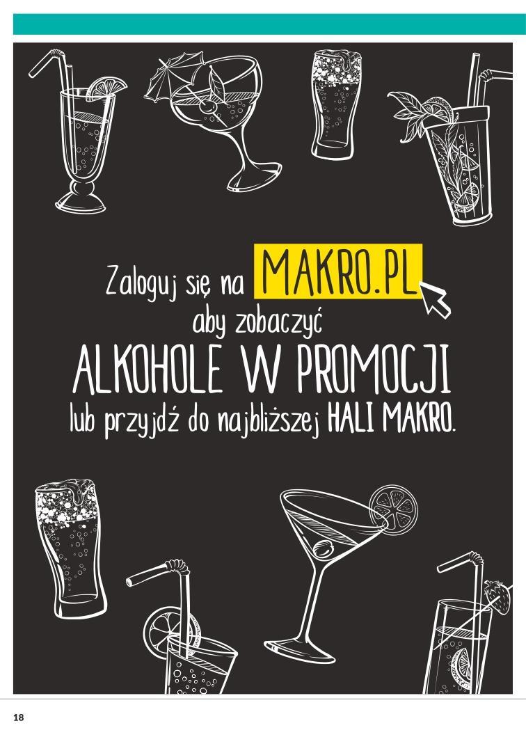 Gazetka promocyjna MAKRO do 25/05/2020 str.18