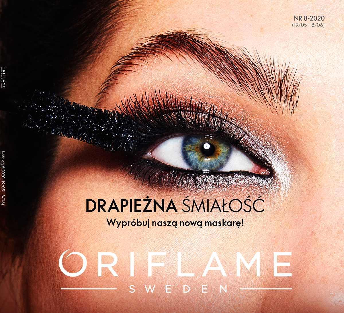 Gazetka promocyjna Oriflame do 08/06/2020 str.1