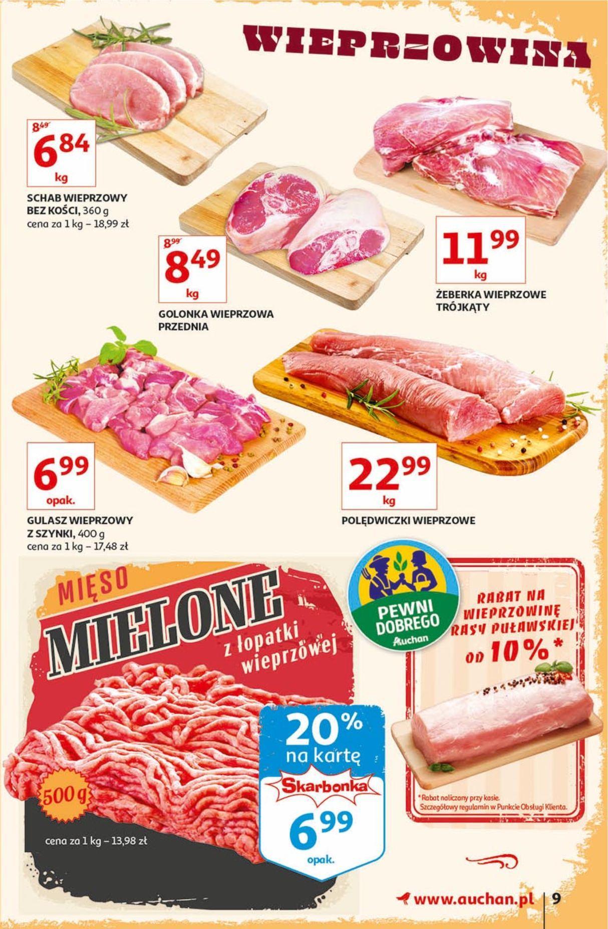 Gazetka promocyjna Auchan do 18/09/2019 str.9